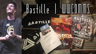 Bastille Concert Vlog | Finding the WWCOMMS Survival Pack!! 10-2-16 Mp3