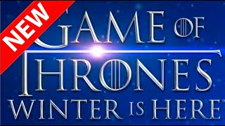 I FINALLY Got A Bonus On The New GAME OF THRONES WINTER IS HERE SLOT MACHINE