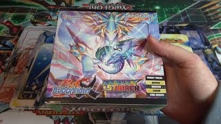 Future Card Buddyfight X Rainbow Striker Booster Box Unboxing