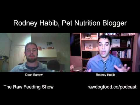 The Raw Feeding Show #1 with Rodney Habib
