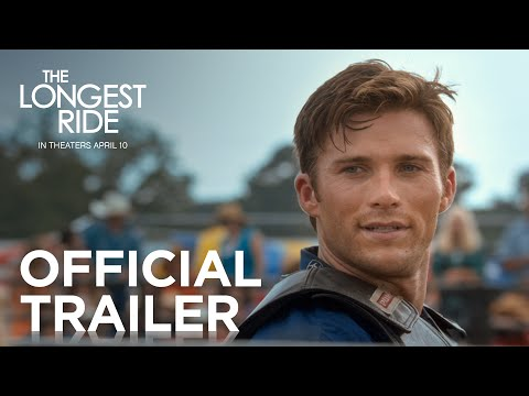 The Longest Ride | Official Trailer [HD] | 20th Century FOX