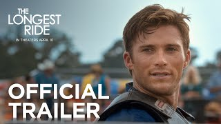 The Longest Ride | Official Trailer [HD] | 20th Century FOX thumbnail