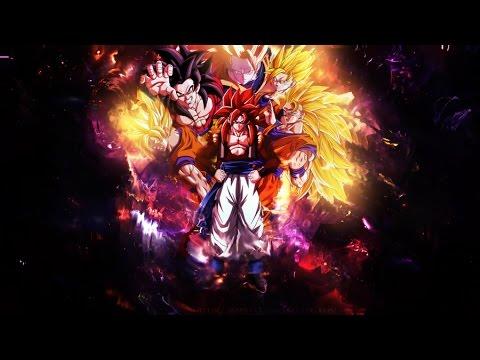 [AMV] Goku - 7 years