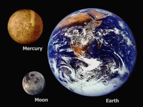 Size of Earth and Sun vs other WWW.GOODNEWS.WS - YouTube