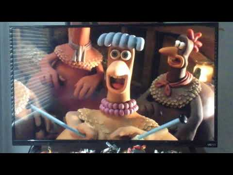 Chicken Run (2000) : Flip Flop Fly