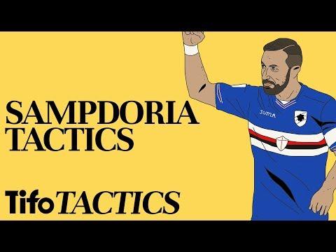 Tactics Explained | U.C. Sampdoria: A Champions League Team?