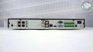 4-канальный сетевой PoE видеорегистратор Dahua DH-NVR3204P(Особенности: 4-канальный сетевой PoE видеорегистратор Двухъядерный процессор обеспечивает высокую производ..., 2012-09-27T03:35:07.000Z)