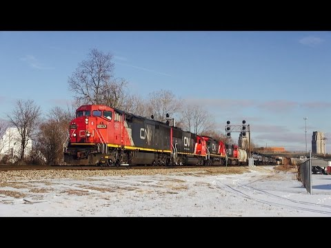 Railroads Of Battle Creek - Pure Michigan Trains