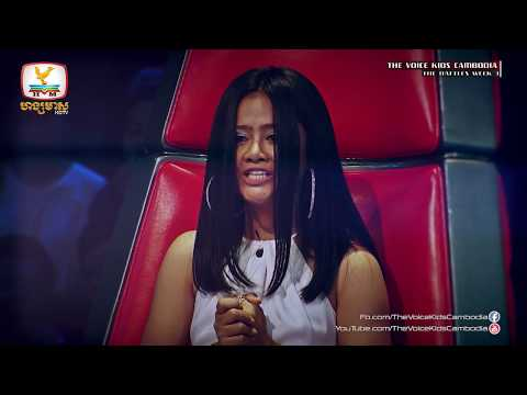 Intro  (The Battles Week 3 | The Voice Kids Cambodia 2017)