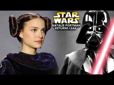 Darth Vader & Padme Star Wars Leak! Get READY Natalie Portman (Star Wars Explained)