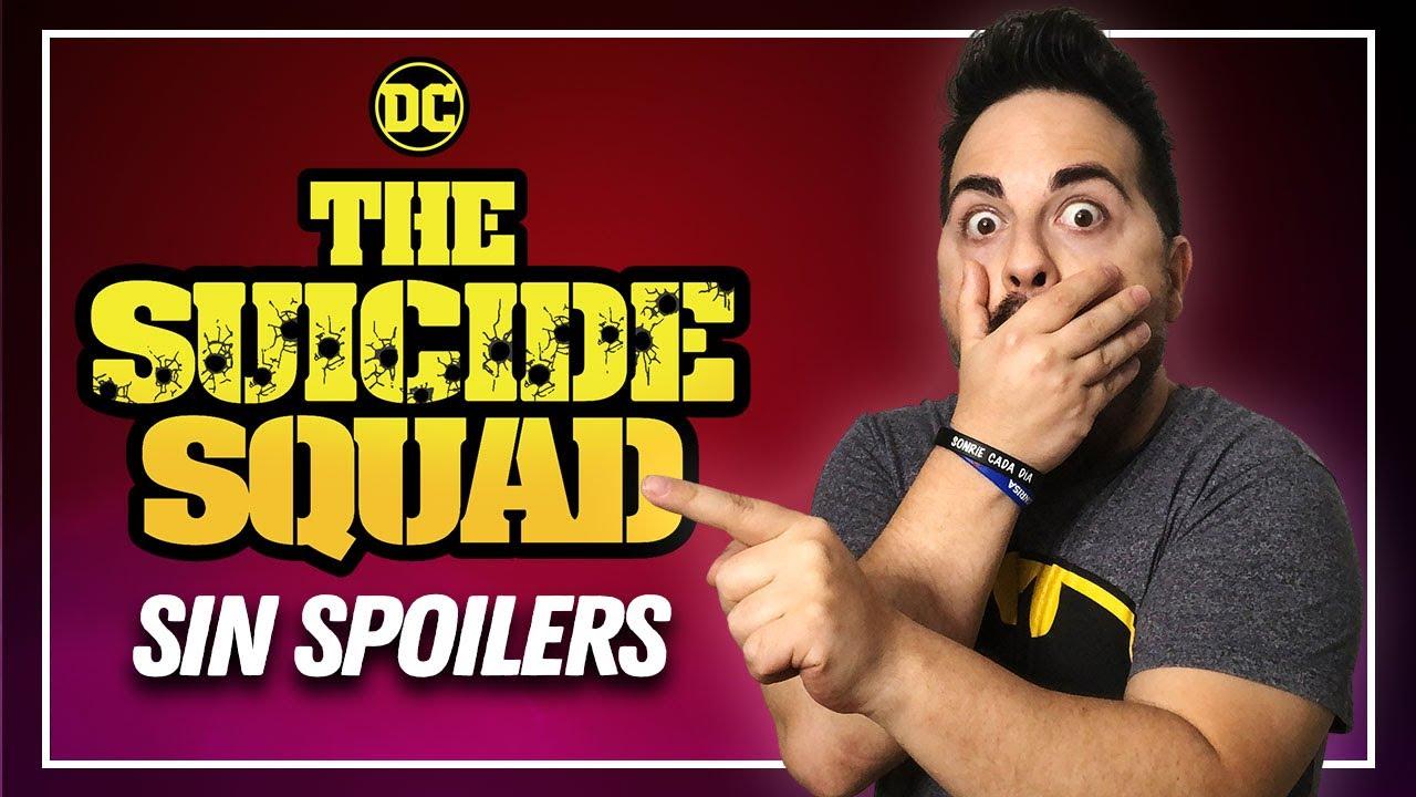 🤯QUE PASADA🤯 Reseña 'El Escuadrón Suicida' ('The Suicide Squad') I NO SPOILERS