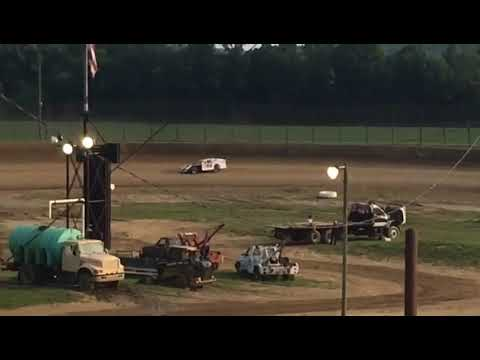Brian Akers at Brushcreek motorsports complex 6/9/18