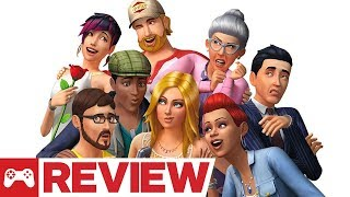 The Sims 4 (Xbox One/PlayStation 4) Review (Video Game Video Review)