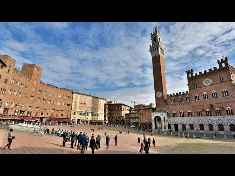 Siena and Tuscany's Wine Country
