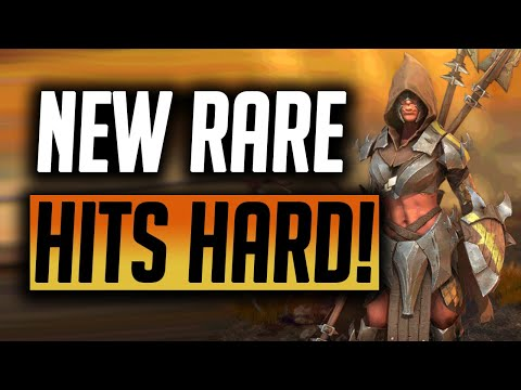 Pigsticker, NEW RARE, also stick SCARAB's! Full Guide   Raid: Shadow Legends