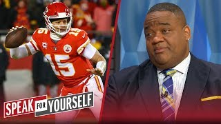 Whitlock is 'concerned' about Chiefs, says Steelers will rally next year | NFL | SPEAK FOR YOURSELF
