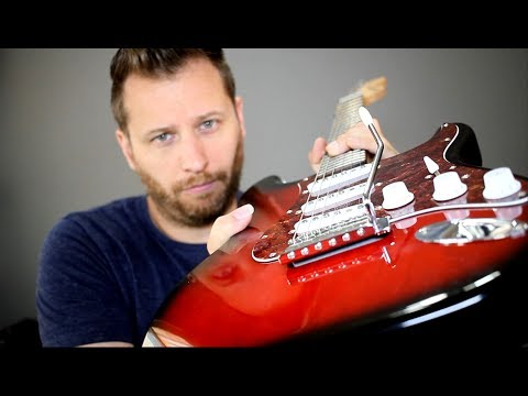SQUIER STRAT MAKEOVER! - From Just Brutal to Jeff Beck!