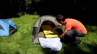 RayonRando.com : Test des tentes Jamet Shelter et Eclipse