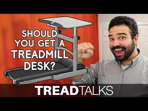 Should You Get a Treadmill Desk?