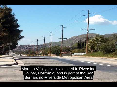 Moreno Valley, California (USA) - Know It Well