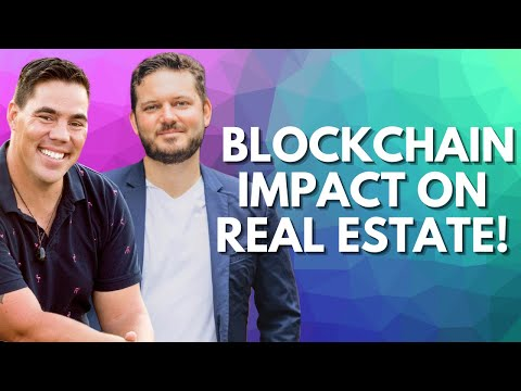 How Blockchain Is Disrupting Real Estate | The Future Of Property In 2021 | Tokenizing Property |