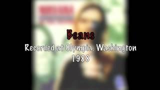 Nirvana - Beans (Short Version) [Lyrics]