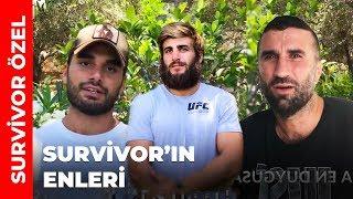 Survivor 2019'un Enleri - Yarışmacılar 5 Soruyu Cevapladılar
