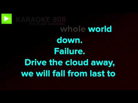 Failure ~ Breaking Benjamin Karaoke Version ~ Karaoke 808