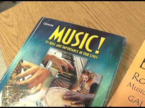 Erwin Estaura teaches music with meaning