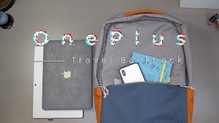 BEST Portable Tech Backpack by OnePlus?