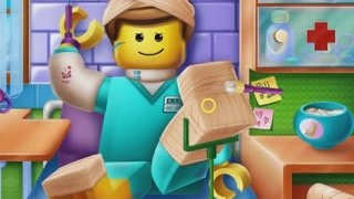 Lego Hospital Recovery | KID GAME
