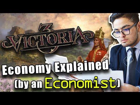 An Economist Explains Victoria 3's Economy