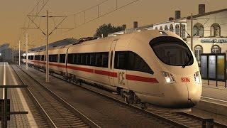 let s play train simulator 2016 4 ice 1507 nach leipzsch hbf
