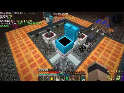 Minecraft - Project Ozone 2 #32: More Ore