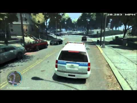 LCPDFR: S01E23 - Grenades in Dallas