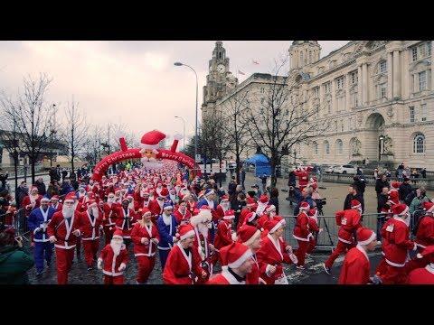 Liverpool Santa Dash 2018 | The Guide Liverpool