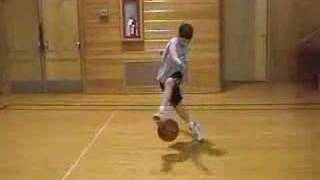 freestyle basketball video