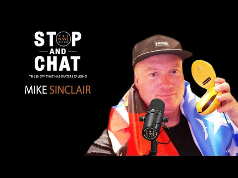 Mike Sinclair - Stop And Chat | The Nine Club With Chris Roberts