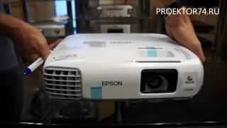 Обзор проектора Epson EB-965H