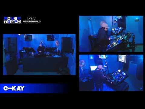 C-Kay, Poison & DJ No Sweat Live on Rough Tempo