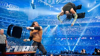 13 times Superstars were swatted out of mid-air: WWE Fury