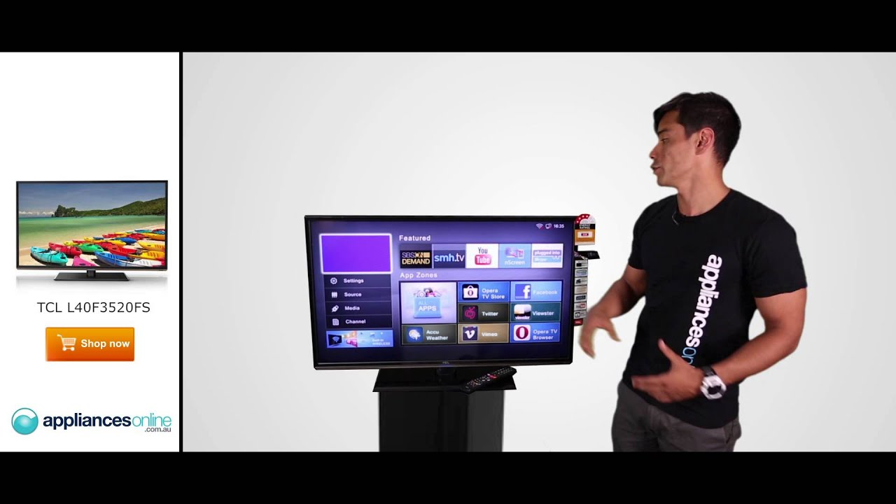 Brief Review Of The Tcl L40f3520fs 40 Quot 101 6cm Full Hd