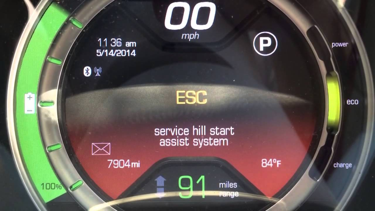"""Service Stability System >> Fiat 500e """"service electronic stability control system"""