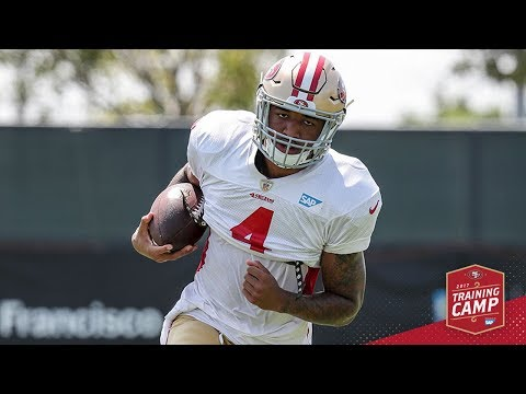 Camp Highlight: Beathard Finds Patrick for Six