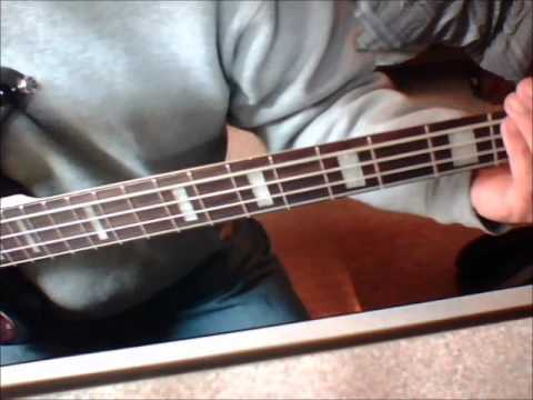 Emotion (Bass Cover)