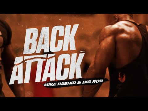 Back Attack | Mike Rashid & Big Rob | TBT from YouTube · Duration:  6 minutes 22 seconds