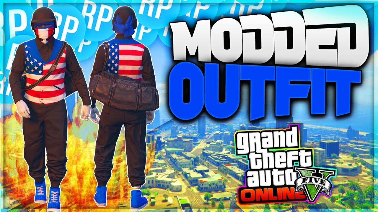 GTA 5 ONLINE *CREATE A DOPE MODDED OUTFIT!* USING CLOTHING GLITCHES 1.41 (GTA 5 OUTFITS) - YouTube