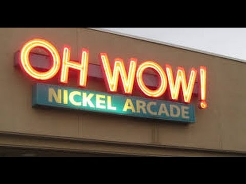 ZOA's OH WoW! NICKEL ARCADE Adventure TOUR FRESNO, CA