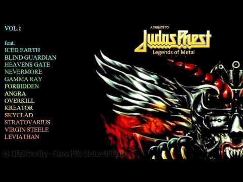 A Tribute To Judas Priest -  Legends Of Metal Vol 2