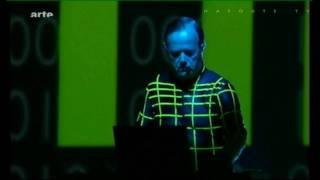 """Kraftwerk """"Nummern / ComputerWelt"""" Live@Hurricane festival 2009.06.19"""